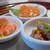 四川豆花飯荘 - 料理写真:四種冷前菜(別角度)