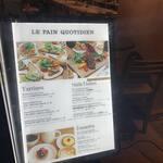 Le Pain Quotidien - 店内