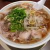 たかばし - 料理写真:たかばしラーメン+肉増し('12.4)