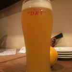 オレンチ - オレンチビール(2012/4/5)