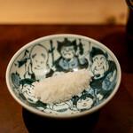 座屋 - 大野見村(現:中土佐町)ヒノヒカリ(まずはお米だけでテイスティング)