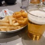 12408376 - ビールとの組み合わせは最高!