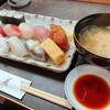 三是寿司 - 料理写真:大盛り寿司 ¥1080税込