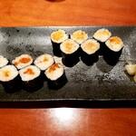 みなと寿司 - 細巻き(うに・いくら)