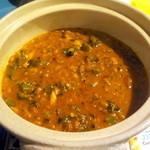 ガラムマサラ - 納豆カレー