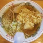亀乃家 - 料理写真:天中華そば
