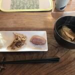 蕎茶房 季楽庵 - 料理写真: