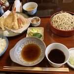 あさだ - 天ぷら御膳