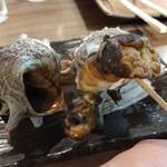 浜焼きゆうちゃん - つぼ焼き
