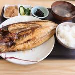 かに王 - 料理写真:本日の定食 Aセット