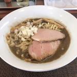 中華蕎麦 會 - 料理写真:限定 濃厚煮干しそば?  ¥850