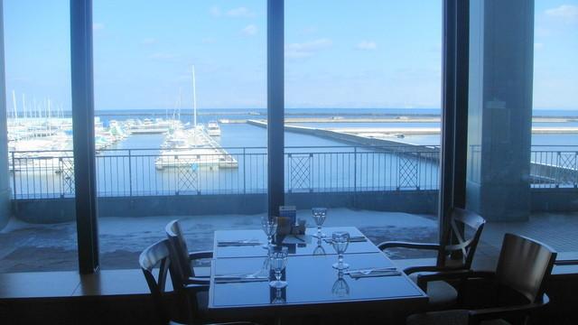 テラスブラッセリー - 席から見える風景