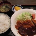 12410512 - マスダ 味噌カツ