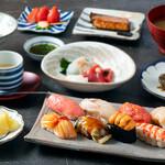 松栄 - [ランチ] 昼のおまかせコース(イメージ)