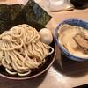 伊予 源氏車 - 料理写真:『特製つけ麺+味玉』様(950円+100円)※ランチは中麺無料。