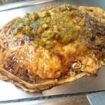 ロペズ - 料理写真:肉玉うどん ハラペーニョ