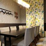 中華料理 香香 - 個室