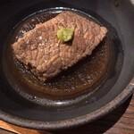 124109089 - 牛肉と大根のバーボン煮