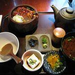 橙家 - ひつまぶし定食