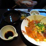 橙家 - 海鮮丼ランチ