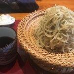 蕎麦 たかま - 盛り蕎麦  950円
