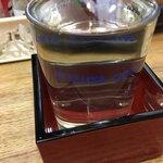立呑み処 あべの銀座 - 上喜元  1合  580円