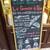 ル・グルニエ・ア・パン - その他写真:お店のボード