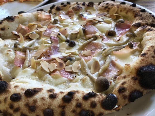 ピッツェリア ダ マルコの料理の写真