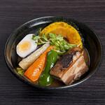 奥芝商店 - フルーツポークの角煮カリー(1,350円)