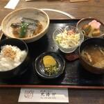 北海炉 - 煮魚定食 770円