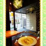 コウソカフェ ビオライズ - ~五葷抜き対応~ ◇白菜のほっこり生姜豆乳クリームパスタ◇