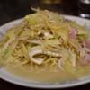 來來來 - 料理写真:皿うどん(太麺)