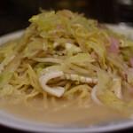 來來來 - 皿うどん(太麺)