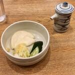 山本屋本店 - 漬物 白醤油