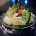 たいめいけん - 野菜サラダ