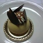 デザート ラボ ショコラ - キャラメルのケーキ(名前わすれました。。)