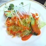 スターサンジ - 料理写真:サラダ