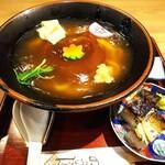 茂美志゛や  - 茂美志やのっぺいと焼鯖寿司