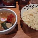東池袋大勝軒 - 濃厚魚介つけ麺(並) 1,000円