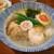 黄昏タンデム - 料理写真:魚介にごりそばです☆ 2020-0116訪問