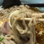 大陸ラーメン - 麺リフト〜