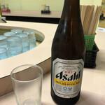 大陸ラーメン - ビール(瓶)
