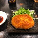 たんぽぽ - 里芋コロッケ