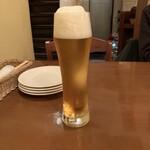 欧風料理 タブリエ - 生ビール