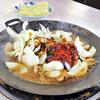 伊賀食堂 - 料理写真:焼肉定食(牛バラ)&ミックス定食withとり(鳥もも)&そば玉