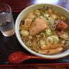 食堂きかく - 料理写真:サバだしラーメン(税込800円)