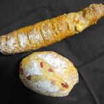 ベーカリー夏炉 - 料理写真:クランベリー:くるみベーコンフォンデュ