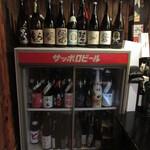 秋田杉 - 日本酒は揃っています