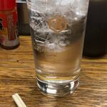 大衆酒場 増やま - 酎ハイ(ボール)
