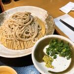 長栄寺ゆたか - 綺麗な蕎麦です